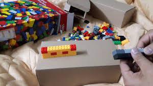 Mở Hộp Bồ Đồ Chơi Xếp Hình Lego 1000 Chi Tiết và Cách Xếp Hình 1000 Chi tiết  luôn tại Hà Nội - YouTube