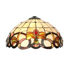 tiffany lamp shade. Tiffany Lamp Shade Well Suited Ideas Shades Replacement And Bases Lighting Direct Style Dale Floor Table L