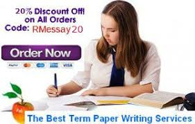 get the best term paper writing service online are you urgently in need of custom written term paper writing services order our custom term paper writing service and enjoy the success you so desire as