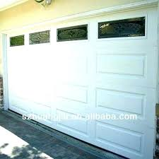 garage door window replacements replace door with