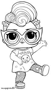 Free Lol Coloring Pages Lovely Flower Child Series 3 Lol Surprise