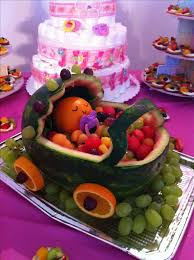 Tray Decoration For Baby fruit baby shower ideas ba shower fruit tray ideas ba shower fruit 100