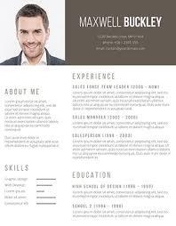 Free Resume Word Templates All Best Cv Resume Ideas