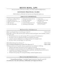 Lpn Resume Custom LPN Resume Feb 28