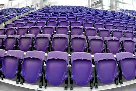 Seat Installation Complete At U S Bank Stadium Daily Norseman