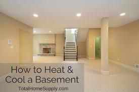 cool basement. Heating And Cooling A Basement Cool