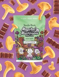 Magikal <b>Mushroom Mix</b> - <b>Cacao</b> Flavour   Botanika Blends