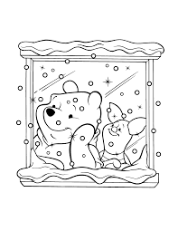Winnie The Pooh Coloring Pages Coloringpages1001com