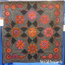 33 best Jan Hutchinson images on Pinterest | Colors, Landscape ... & Stars on Mars, pieced by Gail Stepanek, quilted by Jan Hutchinson. Place  Ribbon Custom Heirloom Show category, 2014 MQX show. Photo by Michele at  Quilts ... Adamdwight.com