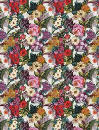 fabric garden. Secret Garden Passion Fruit Fabric R