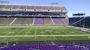 Bill Snyder Family Stadium Section 6 Rateyourseats Com