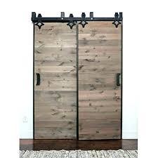 home depot barn door rolling sliding country bypass barn door hardware kit angle pantry closet