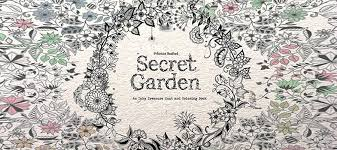 Small Picture Free and Printable Secret Garden Coloring Book in PDF Cisdem
