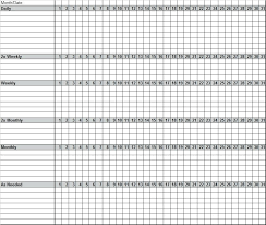 Printable blank chart templates Gantt Chart Printable Blank Monthly Chore Charts Chart Template Free Senetworkco Printable Chore Chart Template Applynowinfo
