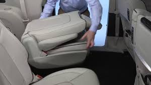 second row quad seats how to use car chairs and rear seats on 2017 chrysler pacifica hybrid