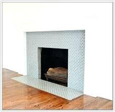 marble subway tile fireplace surround glass tile around fireplace glass tiles for fireplace surround glass subway