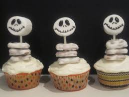 Jack Skellington Decorations Halloween Jack Skellington Cupcakes And Halloween Decorations Life In