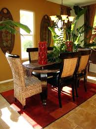 formal dining room wall decor ideas. Formal Dining Room Wall Decor Fresh Sets With Wicker Chair And Red Rug Ideas
