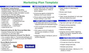 Example Of A Marketing Plan | Beneficialholdings.info