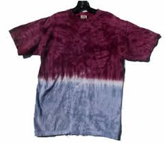 Comfort Colors Shirt Size Chart Details About Pocketed Tie Dye T Shirt Size Small Berry Soft Purple Comfort Colors Hand Dyed