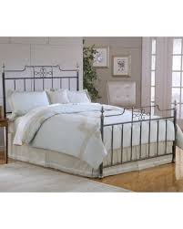 New Year's Savings on Amelia 1641BKR King Sized Bed with Headboard ...