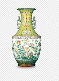 Chinoiserie Design On Pottery And Porcelain Jingdezhen Chinoiserie Porcelain Poster Vase Png Pngwave