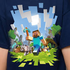 Minecraft T-Shirt Youth - Adventure