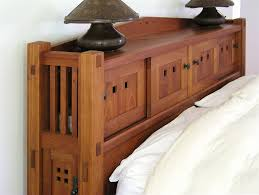 craftsman style bedroom furniture. Craftsman Style Bedroom Furniture Lovely Custom Made Arts \u0026amp; Crafts  Bookcase Headboard Bed Design Craftsman Style Bedroom Furniture