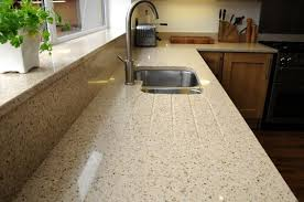how to make your quartz worktops clean and shine