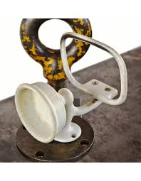 soap dish or towel ring and cup holder