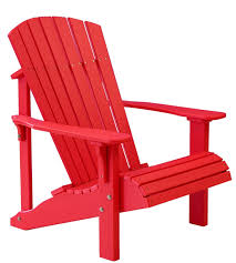 adirondack chair silhouette. Perfect Silhouette Picture Of LuxCraft Poly Deluxe Adirondack Chair On Silhouette I