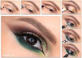 hottest eye makeup trends for 2018 soft and colourful smoky eye look it s time