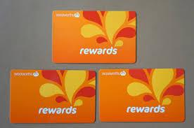 orange rewards cards