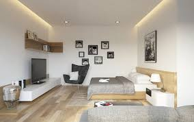 Bedroom And Living Room Photo   1