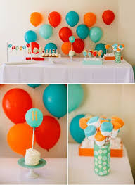 diy 1st birthday party decor baby boy birthday themes ideas on on pink and gold birthday