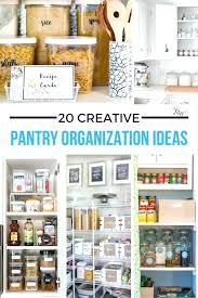 creative pantry organization ideas tips diy