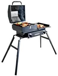 gas griddles grills tailgater propane grill griddle combo cooking station