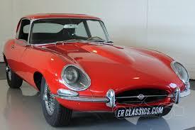 Jaguar E-Type Series I For Sale at E & R Classic Cars!