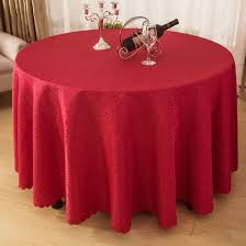 wedding restaurant 120 round tablecloth table cover polyester table cloth