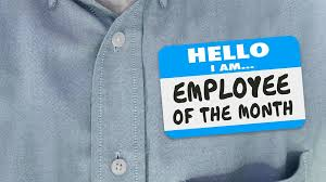 employee of month how to set up an employee of the month program small