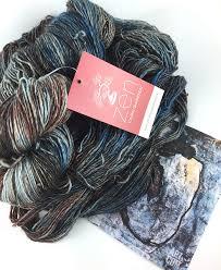 a really good yarn blue