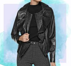 finally 15 leather and faux jackets that aren t boring