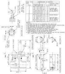 Asme Material Specification Chart Engineering Standard Piping Material Specification T