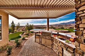 Outdoor Kitchen Roof Spectrum Shade Outdoor Kitchen Closed Roof