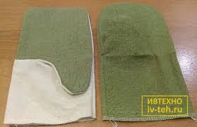 <b>Рукавицы брезентовые</b> | Производство брезентовых рукавиц ...