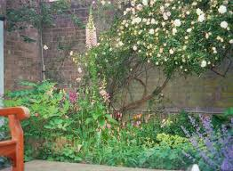 Small Picture Cottage Garden Style Courtyard Tim Mackley Garden Design