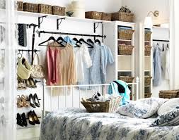 Storage For Small Bedrooms Bedroom Appealing Small Bedroom Organization Idea With Murphy