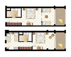 Danvers Hotels  DoubleTree By Hilton Hotel Boston North Shore Family Room Floor Plan