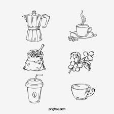 We currently have 28 coffee bean cutout png images. Hand Drawn Black Lineart Coffee Bean Coffee Pot Coffee Cup Combination Coffee Bean Coffee Cup Coffee Machine Png Transparent Clipart Image And Psd File For F Coffee Cup Tattoo Black And
