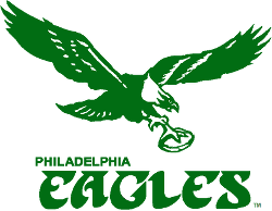 Image result for philadelphia eagles logo
